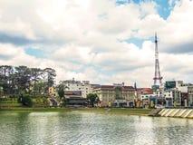 Landskap av Vietnam Royaltyfri Fotografi
