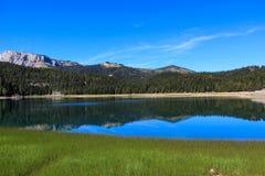 landskap för berg för himalayasladakhlake Arkivfoto