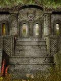 landskap för fantasi 111 stock illustrationer