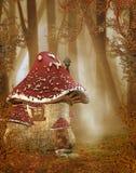 landskap för fantasi 81 royaltyfri illustrationer