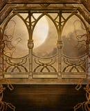 landskap för fantasi 93 stock illustrationer