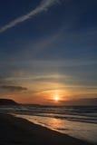 Landskap för havskust Royaltyfria Bilder