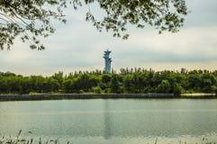 Landskap för Kina Peking` s Arkivbilder