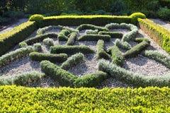 Landskap för Topiary Fotografering för Bildbyråer
