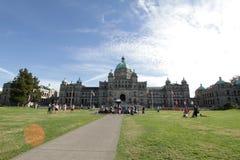 Landskap för Vancouver ö Royaltyfria Bilder
