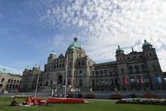 Landskap för Vancouver ö Arkivbilder