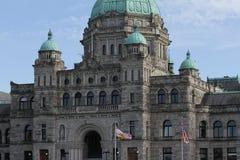 Landskap för Vancouver ö Arkivbild
