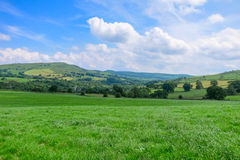 Landskap i Bridgnorth Royaltyfria Foton