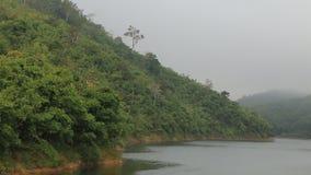 Landskap i det Thailand berget lager videofilmer