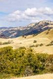 Landskap i Joseph Grant County Park, San Jose, Kalifornien royaltyfri foto