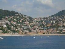 Landskap i Nice Royaltyfri Bild