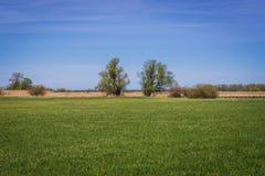 Landskap i Slovakien Fotografering för Bildbyråer