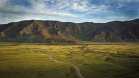 Landskap i Xinjiang Royaltyfri Foto
