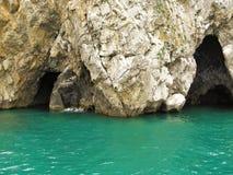 Landskap Krim Ukraina royaltyfri foto