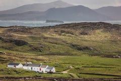 Landskap Malin huvud Inishowen Ståndsmässiga Donegal ireland royaltyfria foton