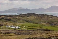 Landskap Malin huvud Inishowen Ståndsmässiga Donegal ireland royaltyfri bild