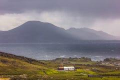 Landskap Malin huvud Inishowen Ståndsmässiga Donegal ireland royaltyfria bilder