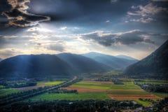 Österrike Fotografering för Bildbyråer