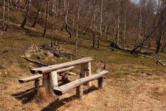 Landskap natur Arkivfoton