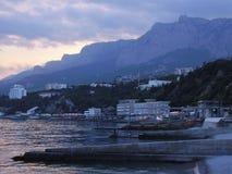 Landskap naturhavet royaltyfria foton