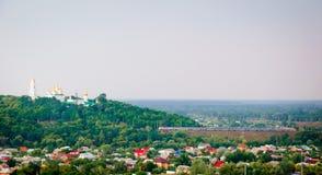 Landskap Poltava royaltyfria bilder