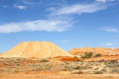 Landskap som bryter städer, södra Australien Royaltyfri Fotografi