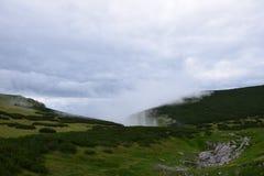 Landskap som saga Royaltyfria Bilder