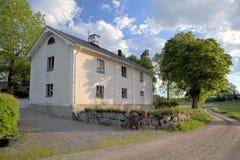 landskap sweden arkivfoton