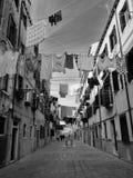 Landskap Venedig Italien Arkivfoton