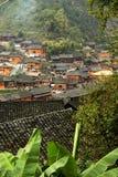 landskap xi för minoritet för porslinguizhou jiang miao Royaltyfri Fotografi