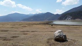 Landskap Yunnan Fotografering för Bildbyråer