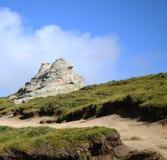 Landskapberg, sten arkivbild