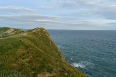 Landskape океана от скал Стоковая Фотография RF