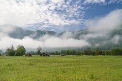 Landskape da montanha Imagem de Stock