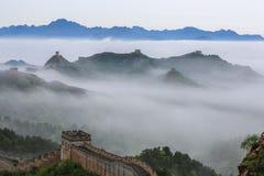 Landskapet för stor vägg Arkivbilder