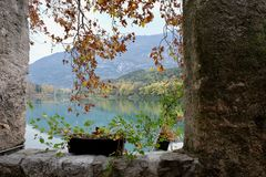 Landskaphöst Italien Royaltyfri Foto