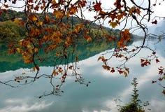 Landskaphöst Italien Fotografering för Bildbyråer
