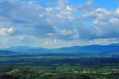 Landskapmoutain Royaltyfri Foto