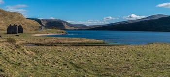 Landskapsikt Skottland arkivbilder