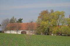 LandskapTjeckien Arkivbilder