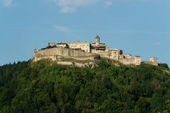 Landskron城堡 免版税图库摄影