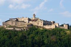 Landskron Schloss Stockfotografie