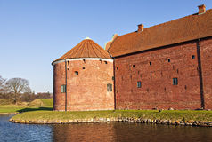 Landskrona Citadel Royalty Free Stock Photo