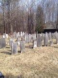 Landskyrkogård Royaltyfria Bilder