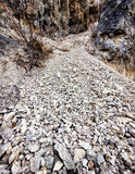 Landslide Royalty Free Stock Images