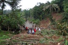 Landslide Stock Images