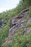 Landslide risk Royalty Free Stock Photo