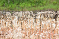 Landslide Royalty Free Stock Photos
