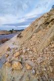 Landslide Royalty Free Stock Photo
