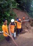 Landslides Royalty Free Stock Photo